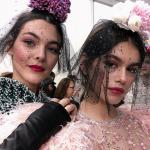 Chanel Girls -Veletta glitter
