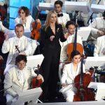 Festival S. Remo 2018 anche l'orchestra in bianco