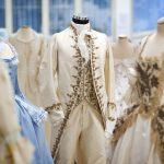 """Maria Antonietta """"I costumi di una Regina da Oscar"""" Museo del Tessuto di Prato"""