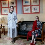 Anouki MFW 2018-19 Four Seasons Hotel - ph. Monica Bracaloni