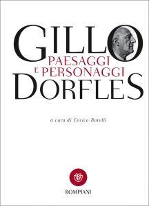 Gillo Dorfles - la copertina dell'ultimo libro