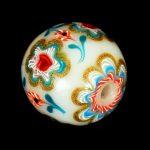 Perle di vetro a lume XIX sec.- courtesy Museo del Vetro di Murano