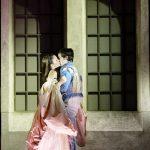 Romeo e Giulietta - il bacio