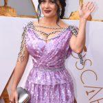 Salma Hayek in Gucci - Oscar 2018
