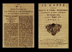 La rivista il Caffè di Pietro Verri
