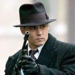 "Johnny Depp in ""Nemico pubblico"""