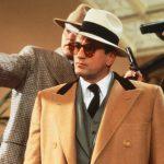 """Robert De Niro ne """"Gli Intoccabili"""""""