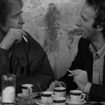 "Roberto Benigni in ""Coffee and Cigarettes"""