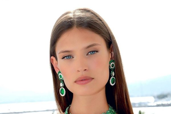 Bianca Balti, smeraldi de Grisogono - Photo credit © GettyImages
