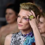 Cate Blanchett, butterfly ring Chopard - Photo credit © GettyImages
