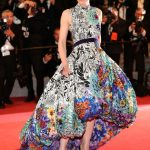 Cate Blanchett in Mary Katrantzou 1- Photo credit © GettyImages