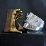 """Giudo Angeletti- La preda 2017 -foto dal catalogo """"Guido Angeletti. Sculture/Sculptures"""""""