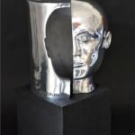 """Giudo Angeletti- Lacrima 2017 -foto dal catalogo """"Guido Angeletti. Sculture/Sculptures"""""""