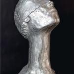 """Giudo Angeletti- Intimo 2016 -foto dal catalogo """"Guido Angeletti. Sculture/Sculptures"""""""