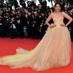 Sonam Kapoor in tulle Vera Wang - Photo credit © GettyImages