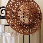 Cappello di paglia della nonna, ph. Monica Bracaloni