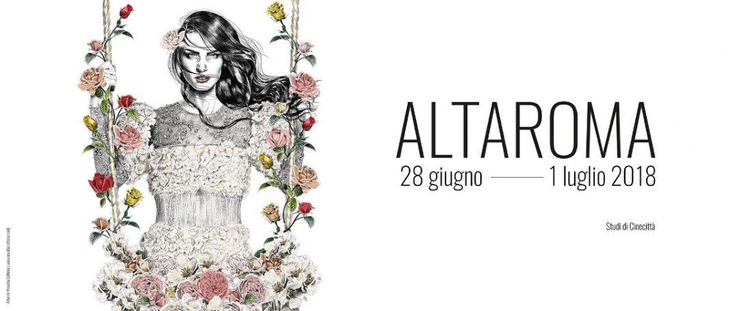 Logo Altaroma giugno 2018