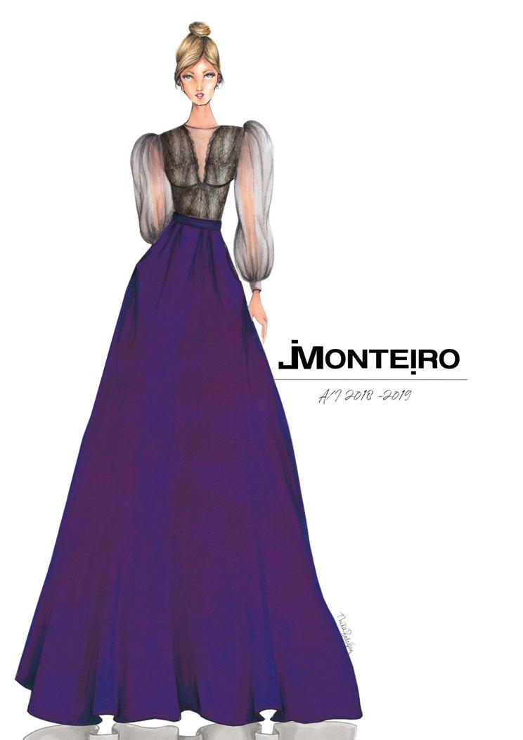 JMonteiro bozzetto-Altaroma giugno 2018 courtesy JMonteiro