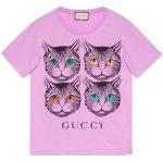 Gucci Mystic Cat lilla ©Gucci