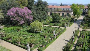 Giardino Palazzo Corsini