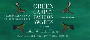 Green Carpet Fashion Awards Italia