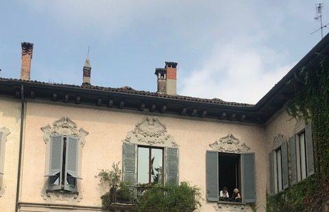 Curiel Haute Couture A/I18-19- Casa degli Atellani ph Gaia Parolini