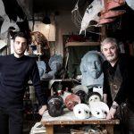 Philippe Tabet e Sergio Boldride La Bottega dei Mascareri ph Laila Pozzo