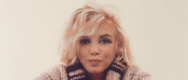 Marilyn Monroe photographed by George Barris-1962