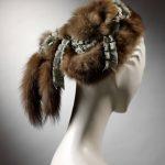 """Fashioned from Nature"" Londra V&A Museum-cappello Parigi 1865-70"