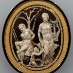 Museo Archeoloico di Napoli Apollo , Olimpia e Marsia