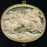 Museo Archeologico di Napoli Collezione dei Medici-Il carro di Fetonte