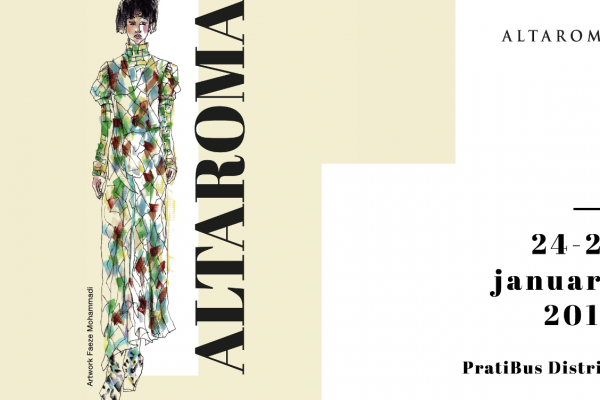 Altaroma gennaio 2019 Banner sito
