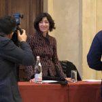 Cristina Tajani, assessore alle Politiche per il Lavoro, Attività Produttive, Moda e Design