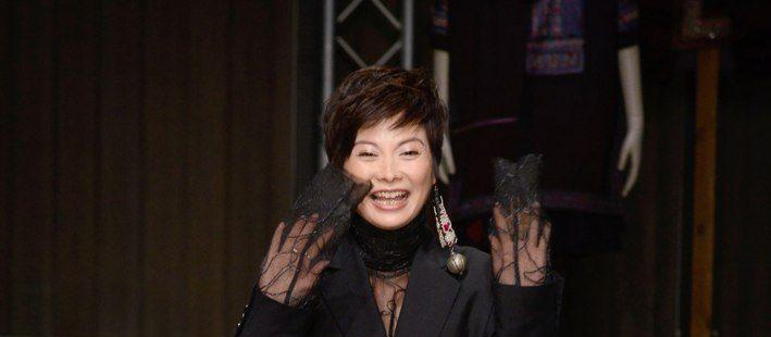Zhao Huizhou designer della collezione HUI