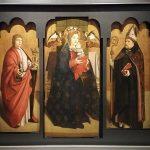 Antonello da Messina - Trittico dei Dottori della Chiesa