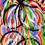 Studio per tessuto di Sonia Delaunay