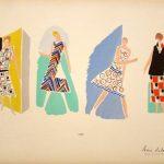 Sonia Delaunay Abiti 1925
