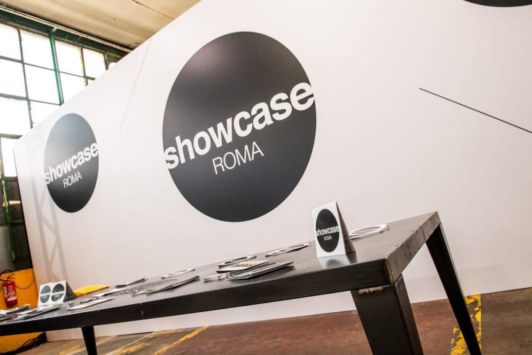 Showcase -Roma
