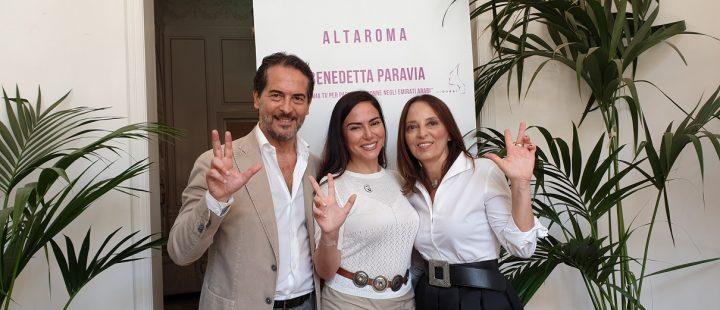 Altaroma luglio 2019 B. Paravia, A. Falanga, G. Marino