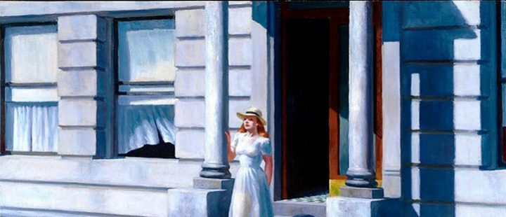 Edward Hopper - Estate