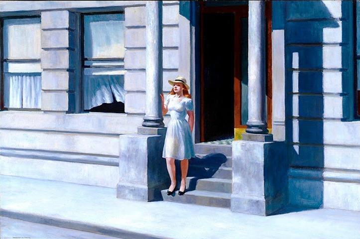 Edward Hopper - Estate