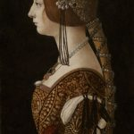 Bianca Maria Sforza - Antonio de Predis