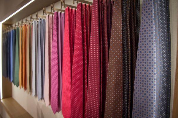 Cravatte Marinella - i colori