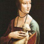 Cecilia Gallerani - Leonardo da Vinci