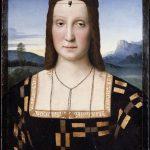 Elisabetta Gonzaga - Raffaello