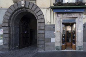 Marinella cravatte - il negozio a Napoli