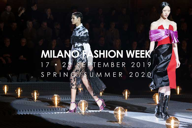 Milano Fashion Week settembre 2019