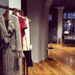 Lesley Luxory Vintage Milano. Interni. Courtesy LLV