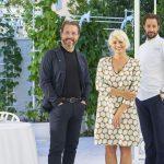 Marco Bruzzi, Monica Melotti e Luigi Taglienti Courtesy MB