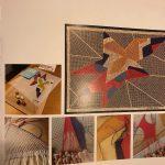 Merletti e Design Stella Policroma Di Mendini foto da Catalogo